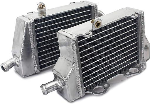Tarazon Mx Wasserkühler Motorkühlung Kühler Aluminum Radiator Für Sx65 Sx 65 2016 2019 Auto