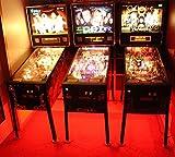 CH - Custom Under Pinball Machine Cabinet / Pinball Backlight Kit - Restoration or Custom - Super Bright Blue - Universal Part fits Any Pinball Machine, New - Used or Vintage