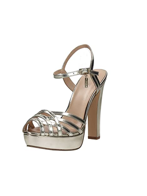 Liu Jo S18041P023107014 Sandalo Donna Tacco Alto MainApps  MainApps   Amazon.it  Scarpe e borse d97eb02dea6