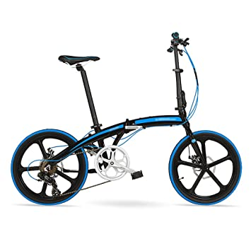 Bicicleta plegable xl