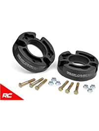 """Rough Country (570) 2.5"""" Front End Leveling Kit for Ford F-150"""