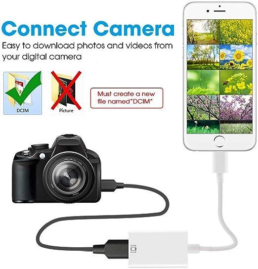 Adaptador USB Camera USB C a USB Adaptador | OTG a USB Hembra ...
