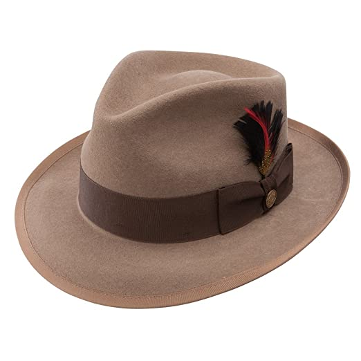 Stetson TWWIPTB Whippet B Hat at Amazon Men s Clothing store  da47d4d58469
