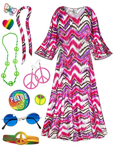 SHIPS (Hippie Costumes Kit)