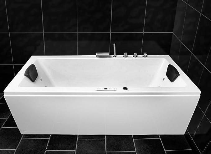 AQUADE Reckteckwanne 170x75 ULM Badewanne aus Acryl