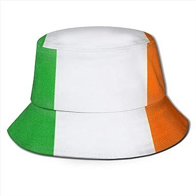Pipaxing Sombrero irlandés de Pescador, Reversible, Negro y ...
