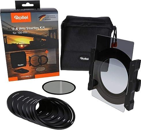 Rollei F X Pro Starter Kit I Filterhalter Für 100mm Kamera