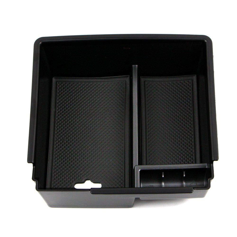 Automatik Sekund/är Aufbewahrungsbox Organizer Armlehne Mittelkonsole F/ür 2015-2018 Ranger