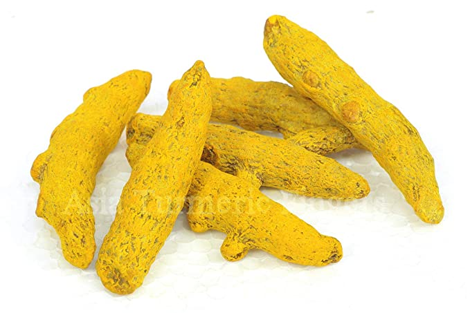 Amazon.com : Asia Turmeric (Haldi) Root Whole Spice ~ Dried 200g (7oz)  Vegan | Gluten free Ingredients | NON-GMO | Indian Origin by ASIA SPICES :  Grocery & Gourmet Food