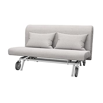 Soferia - IKEA PS Funda para sofá Cama de 2 plazas, Classic ...