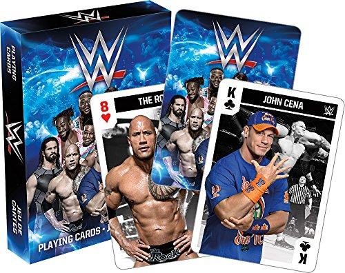 (Aquarius WWE Superstars Playing Cards)