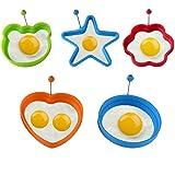 Amazon.com: BlastCase DG Plastic Egg Mold, Set of 2, Fish