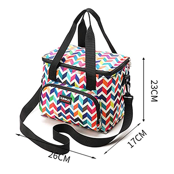 Amazon.com: MOXIN Bolsa para el Almuerzo Lunch Bag para ...
