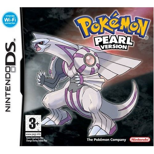 Image result for Pokemon pearl nintendo