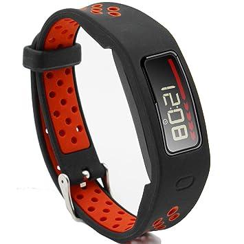 Correa de recambio EL-move para smartwatch Garmin Vivofit de 1ª generación