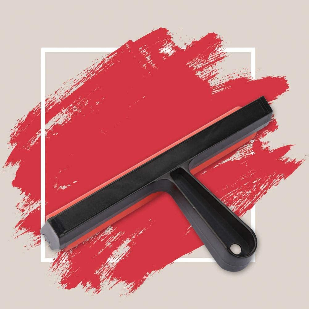 10CM Art Ink Painting or Printing or Stamping Tool for Spreading Ink or Oil Paint 3.9//5.9//7.9 inch Rubber Brayer Roller