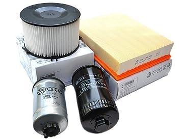 NUEVO. Original Volkswagen T4 2.5L TDI Inspección filtro Service Kit ...