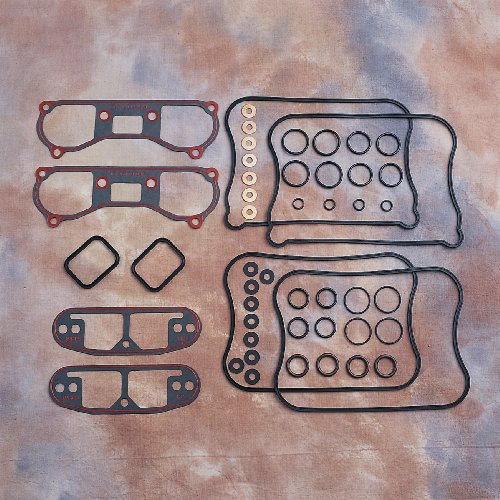 James Gasket Rocker Box Gasket Kit - Rubber - Rocker Gasket James