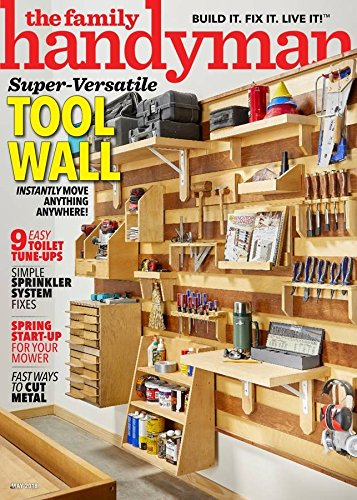 Magazines : The Family Handyman