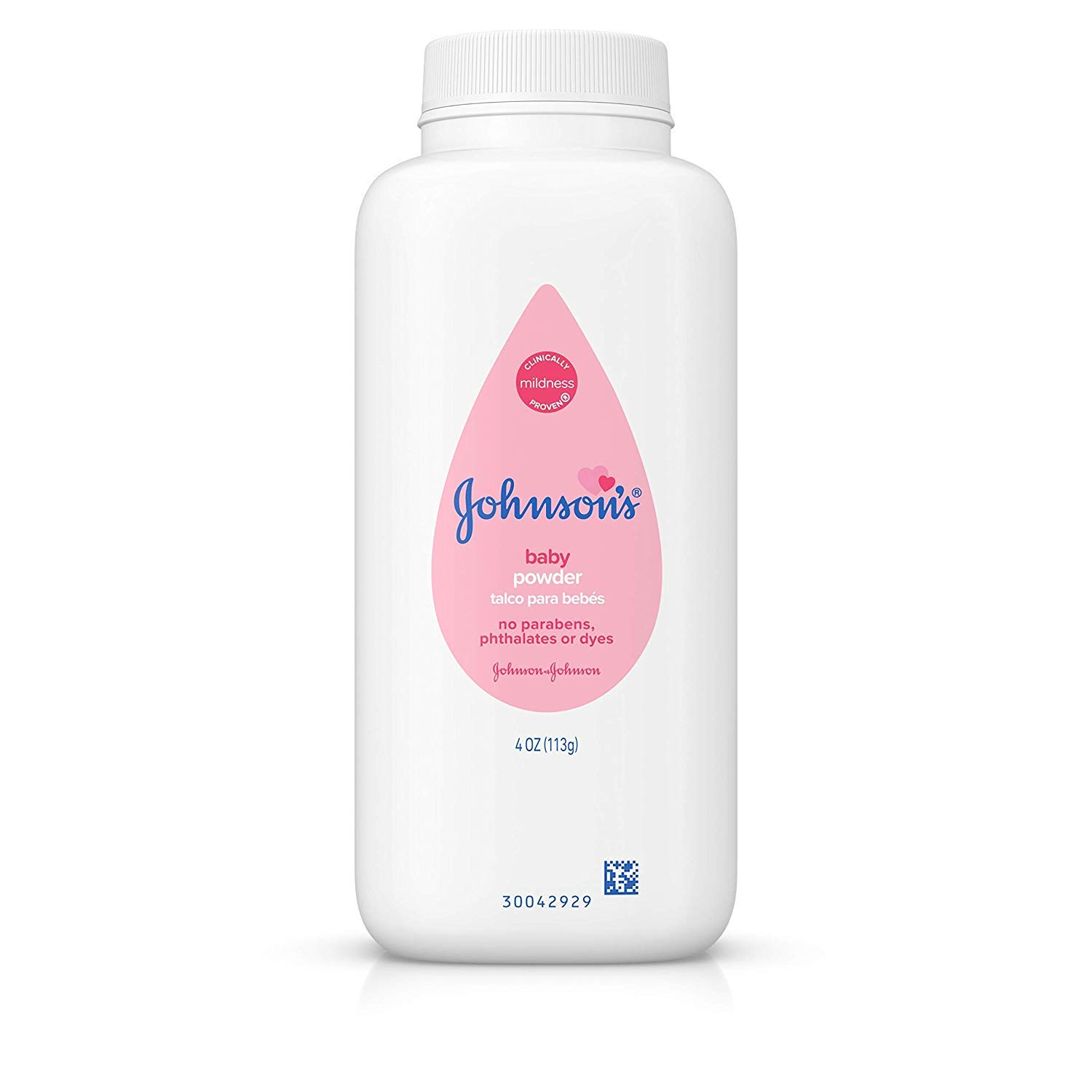 Johnsons Baby Powder - Silky Soft Feel. 4 Oz Each (Pack of 6) by Johnson