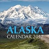 Alaska Calendar 2017: 16 Month Calendar