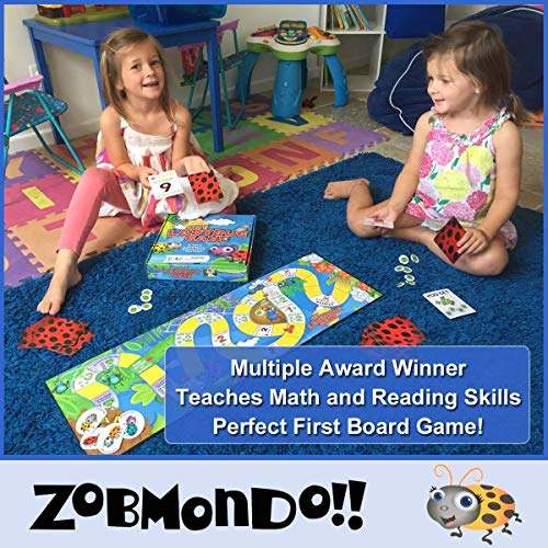 The Ladybug Game   Great First Board Game For Boys and Girls   Educational Game   Award Winner