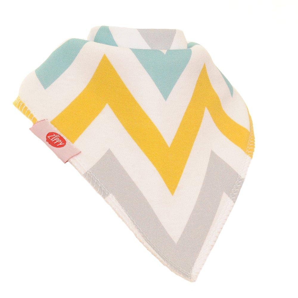 Zippy Fun Babero de bebé y niño - absorbente 100% algodón ...