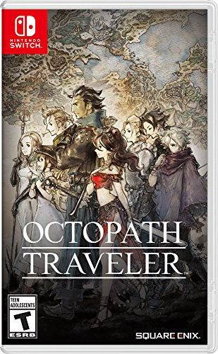 Octopath Traveler from Square Enix