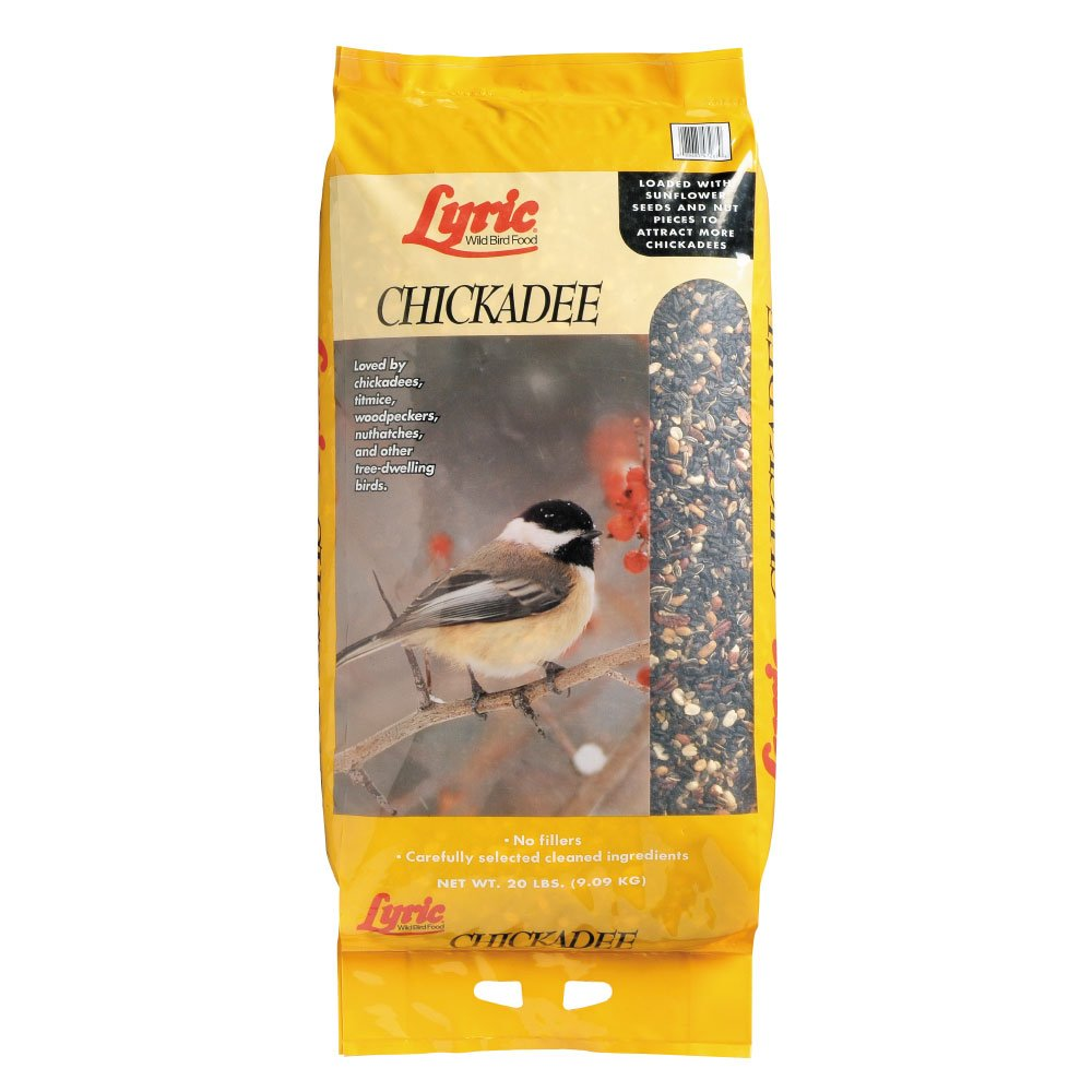 Lyric 2647416 Chickadee Wild Bird Mix - 20 lb. bag