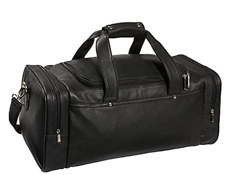 1f431a80d4b6 Royce Leather Deluxe Sports Bag