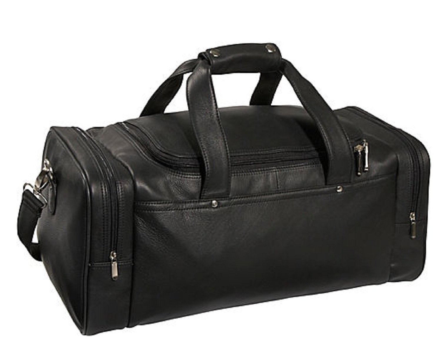 Royce Leather Deluxe Sports Bag