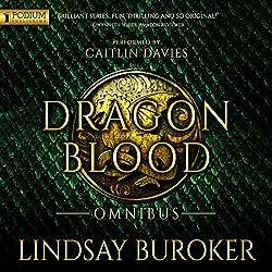 Dragon Blood - Omnibus