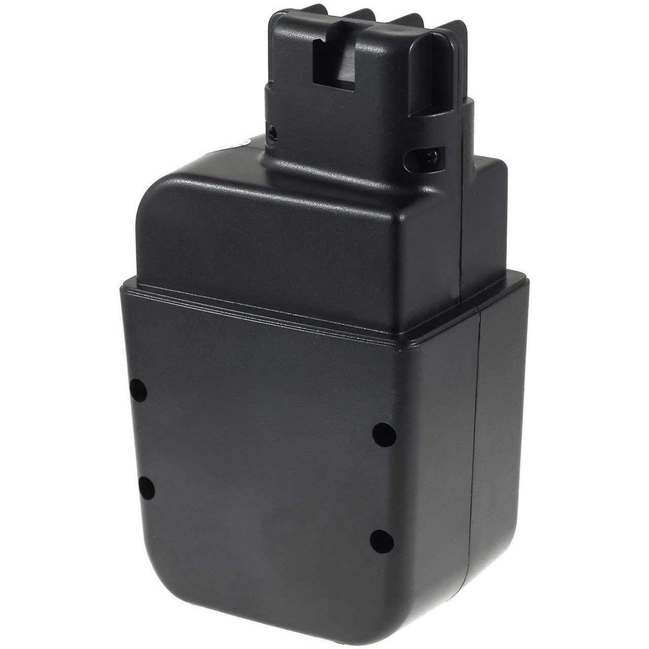12V NiCd PlanaKontakte Bater/ía para metabo Taladro percutor Sb EA112 //2R+L