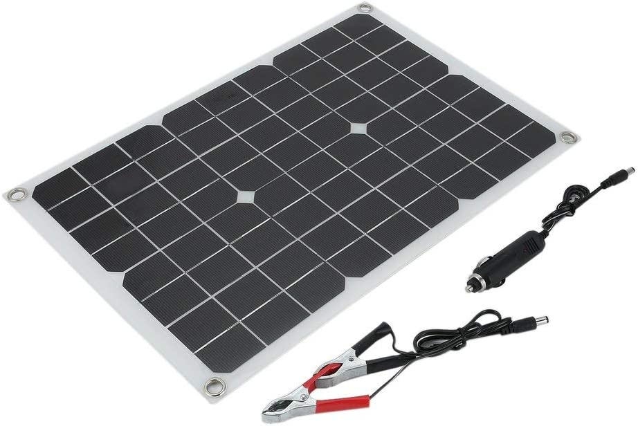 Nexttechnology Ultra Thin Outdoor Solar Panel 20W