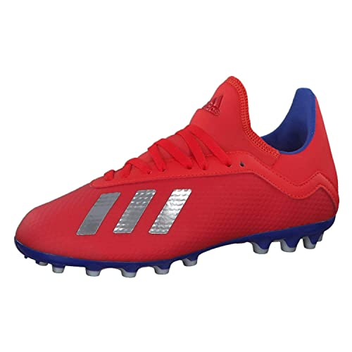 huge selection of 3be97 65dbc adidas X 18.3 AG J, Scarpe da Calcio Unisex-Bambini, (Multicolor 000