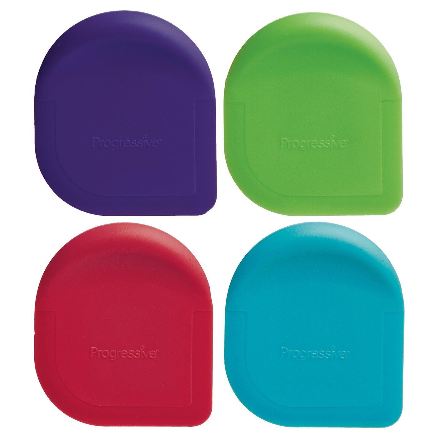 Progressive International Colored Pan Scraper, 1 Piece, Color May Vary GT-3300CDP