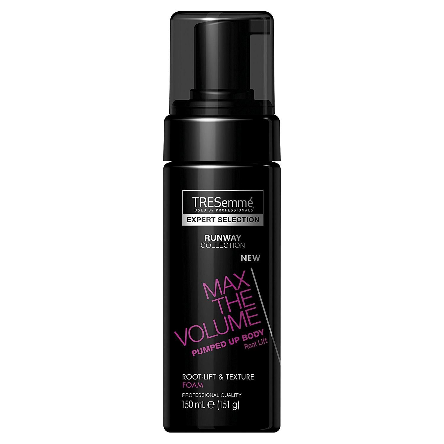 TRESemme Max the Volume Root-Lift and Texture Foam 3-PACK 3x150 ml Unilever