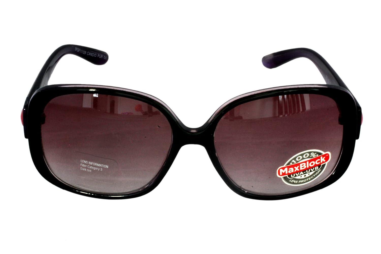 Foster Grant FG42 Gafas de sol de estilo cuadrado redondeado ...