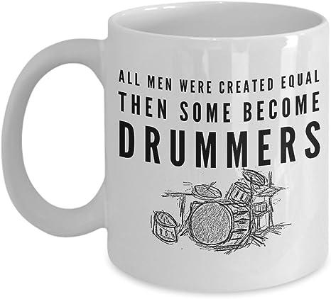 Equal Drums Fifties Man 4 Gift Coffee Mug