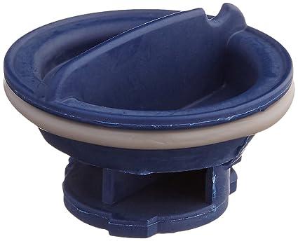 Whirlpool lavavajillas Rinse Aid dispensador Cap w10077881