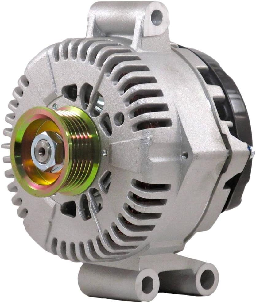 NEW 220A Alternator Replaces Ford 1L2U-10300-AA 1L2Z-10346-AB F77U-10300-AC