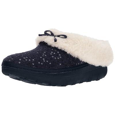FitFlop Women's Loaff Snug Sequin Slipper | Slippers