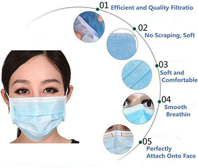 aillvend surgical mask