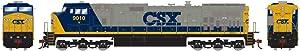 Athearn HO Dash 9-44CW CSX YN2 #9010, RND78046