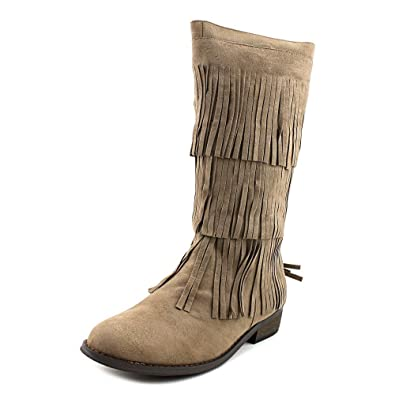 e81c514903c Amazon.com  Volatile Kids Vinny Youth US 2 Tan Mid Calf Boot  Shoes