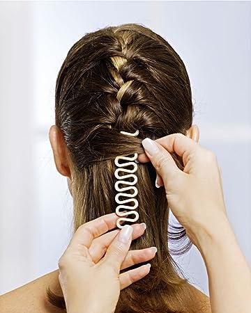 Gka Flechthilfe Zopfhilfe Zopffrisur Zopf Haare Flechten