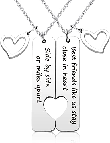 Heartfelt Double Heart Keytag//Keyrings//Wholesale Lot of 10//All New!