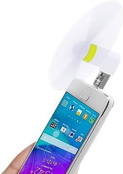 Ventilador del teléfono del USB, HAWEEL ® 3.5 pulgadas de moda dos ...