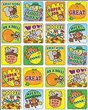 Carson Dellosa Fall Fun Motivational Stickers (0613)