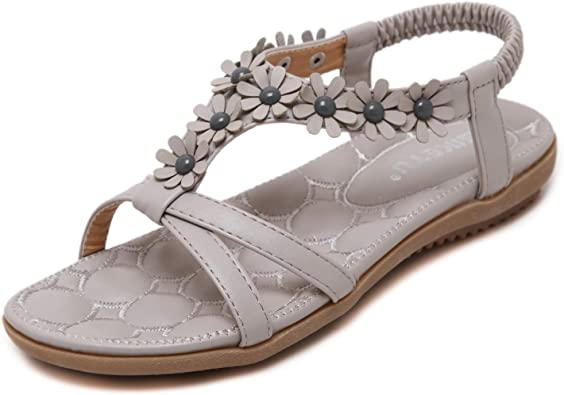 Summer Women's Wide Fit Sandals, Ladies